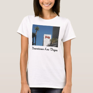 Im Stadtzentrum gelegene Las Vegas-Piazza T-Shirt