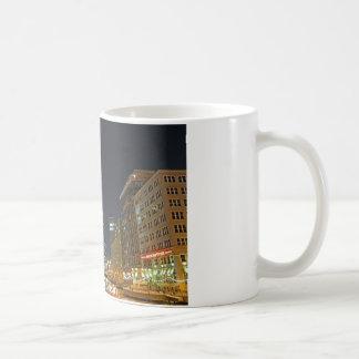 Im Stadtzentrum gelegener Milwaukee Kaffeetasse