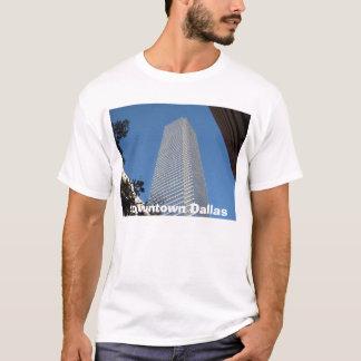 Im Stadtzentrum gelegenes Dallas T-Shirt
