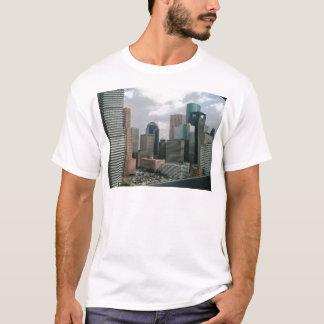 Im Stadtzentrum gelegenes Houston T-Shirt