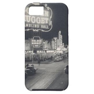 Im Stadtzentrum gelegenes Las Vegas Retro iPhone 5 Hüllen