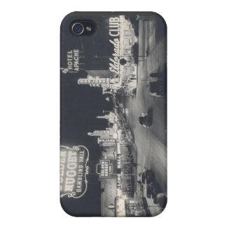 Im Stadtzentrum gelegenes Las Vegas Schutzhülle Fürs iPhone 4