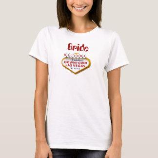Im Stadtzentrum gelegenes Las Vegas, T-Shirt