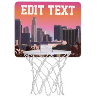 Im Stadtzentrum gelegenes Los Angeles - Mini Basketball Ring