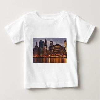 Im Stadtzentrum gelegenes NYC Baby T-shirt