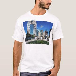 Im Stadtzentrum gelegenes Pittsburgh T-Shirt