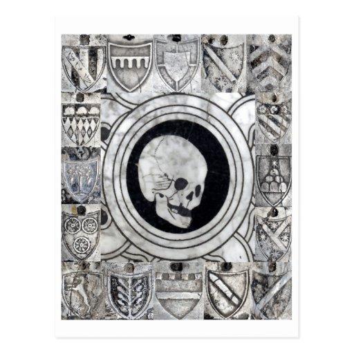 Im Tod Postkarte