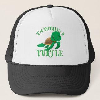 im total eine Schildkröte Truckerkappe