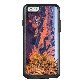 Im Voraus bezahlte Leistungs-Punkt-Sonnenaufgang - OtterBox iPhone 6/6s Hülle