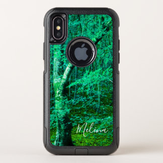 im Wald OtterBox Commuter iPhone X Hülle