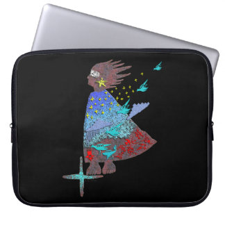 Im Wind Laptop Sleeve