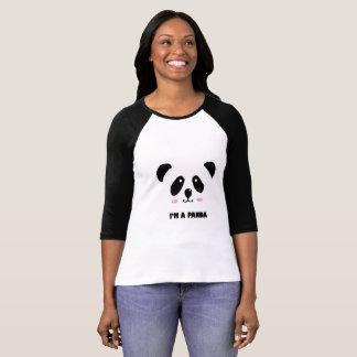 I'M Zu PANDA T-Shirt