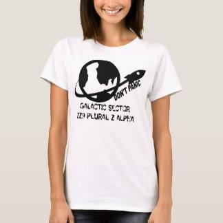 image001, GALAKTISCHES PLURAL Z ALPHA DES T-Shirt