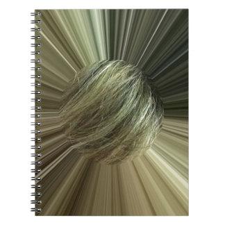 image Hair Notizblock
