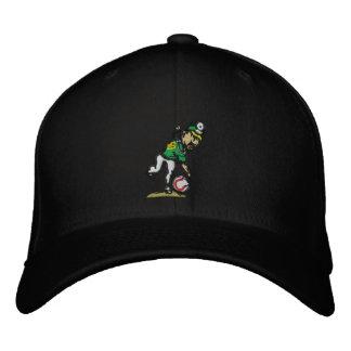Imageberater-Team-Hut-Schwarzes Bestickte Baseballkappe