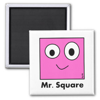 Imam Mr_. Square By SCHAUFEL Quadratischer Magnet