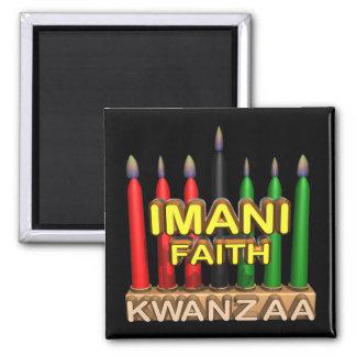 Imani Quadratischer Magnet