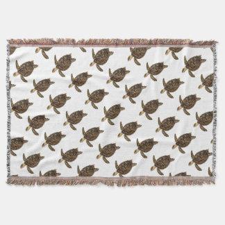 Imbricata Schildkröte Decke