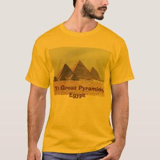 IMG6, die großen Pyramiden, Ägypten T-Shirt