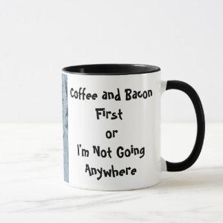 IMG_0318, Kaffee und Speck zuerst oder ich sind Tasse