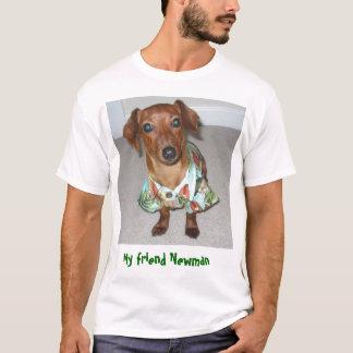 IMG_3824, mein Freund Newman T-Shirt