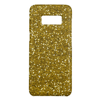 Imitat-GoldGlitter-Muster Case-Mate Samsung Galaxy S8 Hülle