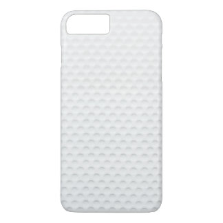 Imitat-Golf-Ball-Beschaffenheit iPhone 6 Plusfall iPhone 8 Plus/7 Plus Hülle