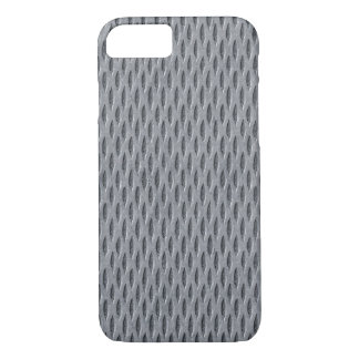 Imitat-industrielles Metallgitterfeld iPhone 7 Hülle