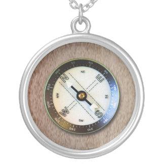 Imitat-Kompass Amuletten
