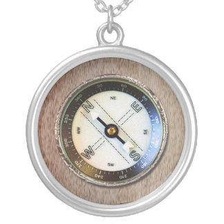 Imitat-Kompass Amulett