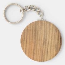 Imitat-rustikales Scheunen-Holz Keychain Schlüsselband