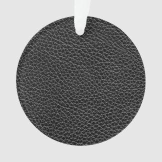 Imitat-schwarzes Leder Ornament