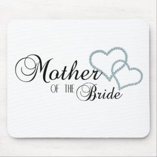 Imitat-Show-Mutter der Braut Mauspads