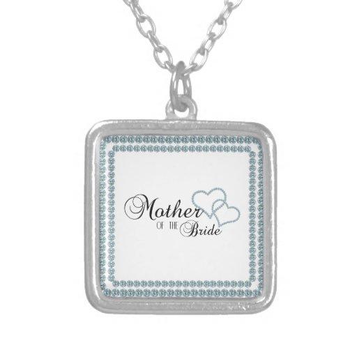 Imitat-Show-Mutter des Braut-Quadrats Amulett