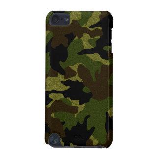 Imitat-Stoff-Grün-Camouflage-Militär tarnt Muster iPod Touch 5G Hülle