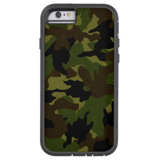 Imitat-Stoff-Grün-Camouflage MilitärXtreme iPhone6 Tough Xtreme iPhone 6 Hülle