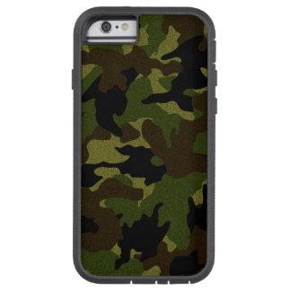 Imitat-Stoff-Grün-Camouflage MilitärXtreme iPhone6 Tough Xtreme iPhone 6 Hülle