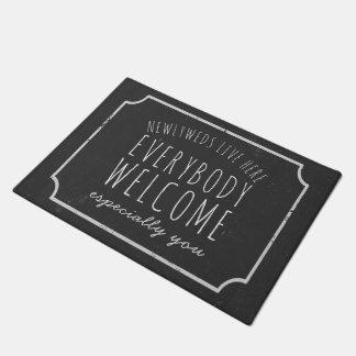 Imitat-Tafel-Gewohnheit jeder Doormat