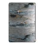 Imitat-weiße Birken-Baum-Barken-Natur-Gerät-Fall iPad Mini Retina Schale