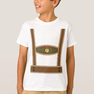 ImitatLederhosen T-Shirt