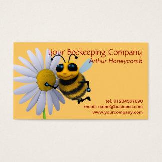 Imker-Bienen-Visitenkarte Visitenkarte