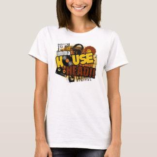 IMMA HAUS-KOPF T-Shirt