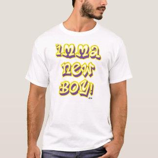 IMMA NEUER JUNGE T-Shirt