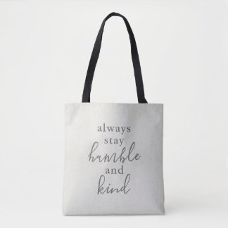 Immer Aufenthalt bescheiden und Art Tasche