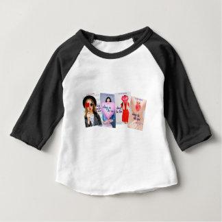 Immer die Brautjungfern-Reihe Baby T-shirt