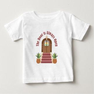 Immer offen baby t-shirt