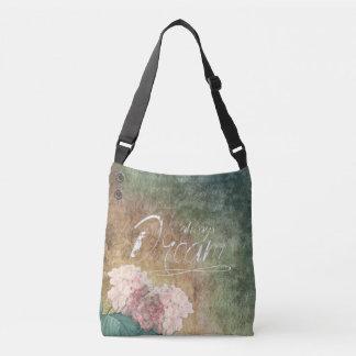 Immer Traum - Tasche - Tasche - Grün - Blumen