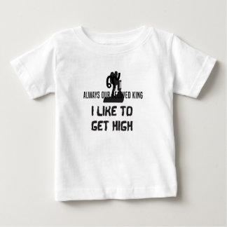 Immer unser geliebter König 9 Baby T-shirt
