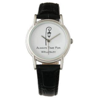 Immer Zeit für Wellesley Uhr