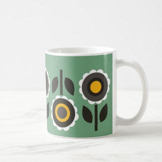 Immergrüne Aster Kaffeetasse